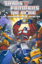 Transformers: The Movie - 11 x 17 Movie Poster - Style B
