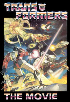 Transformers: The Movie - 11 x 17 Movie Poster - Style C