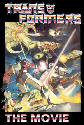 Transformers: The Movie - 27 x 40 Movie Poster - Style C