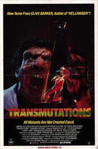 Transmutations - 11 x 17 Movie Poster - Style B