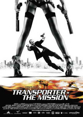 Transporter 2 - 27 x 40 Movie Poster - German Style A