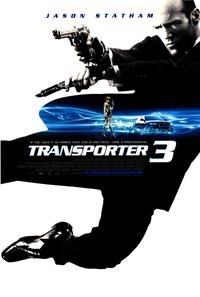 Transporter 3 - 43 x 62 Movie Poster - Bus Shelter Style A