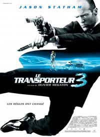 Transporter 3 - 11 x 17 Movie Poster - French Style A