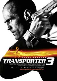 Transporter 3 - 27 x 40 Movie Poster - German Style A