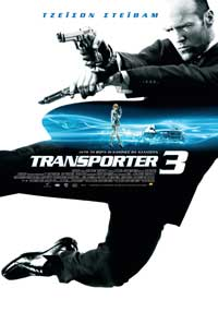 Transporter 3 - 11 x 17 Movie Poster - Greek Style A
