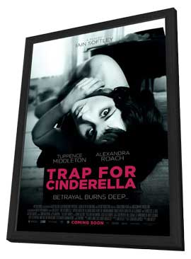 Trap for Cinderella - 11 x 17 Movie Poster - Style A - in Deluxe Wood Frame
