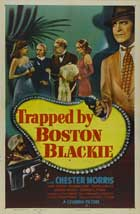Trapped by Boston Blackie - 11 x 17 Movie Poster - Style A