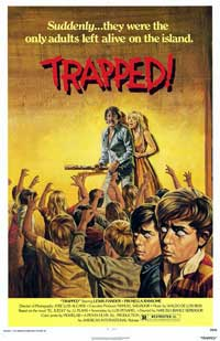 Trapped - 11 x 17 Movie Poster - Style A