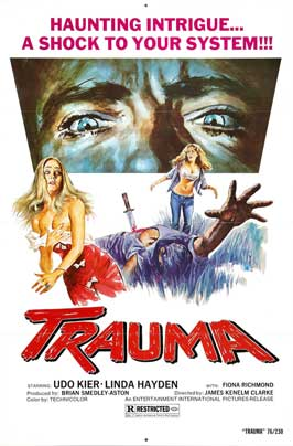 Trauma - 11 x 17 Movie Poster - Style B