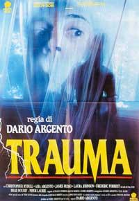 Trauma - 11 x 17 Movie Poster - Italian Style A