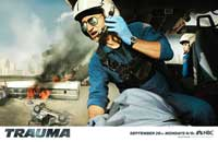 Trauma (TV) - 11 x 17 TV Poster - Style B