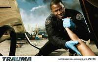 Trauma (TV) - 11 x 17 TV Poster - Style C