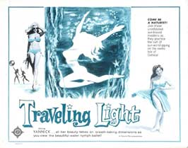 Travelling Light - 22 x 28 Movie Poster - Half Sheet Style A