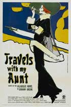 Travels with My Aunt - 27 x 40 Movie Poster - Style C
