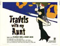 Travels with My Aunt - 11 x 14 Movie Poster - Style A