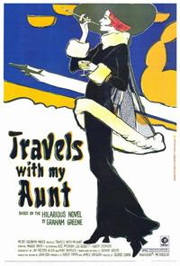Travels with My Aunt - 27 x 40 Movie Poster - Style A