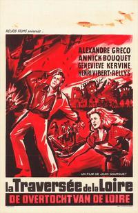 Travers�e de la Loire, La - 27 x 40 Movie Poster - Belgian Style A
