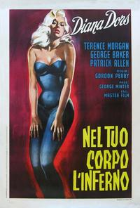 Tread Softly Stranger - 27 x 40 Movie Poster - Italian Style A