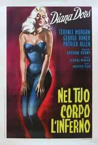 Tread Softly Stranger - 11 x 17 Movie Poster - Italian Style A