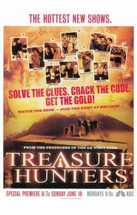 Treasure Hunters - 11 x 17 TV Poster - Style A