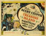 Treasure Island - 22 x 28 Movie Poster - Half Sheet Style A