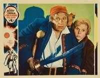 Treasure Island - 11 x 14 Movie Poster - Style F