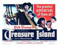 Treasure Island - 11 x 14 Movie Poster - Style A