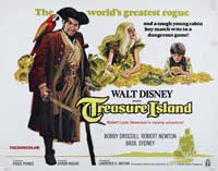 Treasure Island - 22 x 28 Movie Poster - Style A