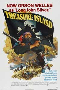 Treasure Island - 27 x 40 Movie Poster - Style C