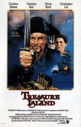 Treasure Island (TV) - 11 x 17 TV Poster - Style A