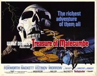 The Treasure of Matecumbe - 11 x 14 Movie Poster - Style A