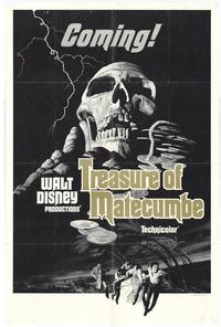 The Treasure of Matecumbe - 11 x 17 Movie Poster - Style B