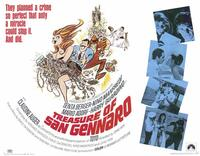 Treasure of San Gennaro - 11 x 14 Movie Poster - Style A