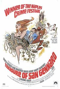 Treasure of San Gennaro - 27 x 40 Movie Poster - Style A