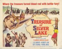 Treasure of Silver Lake - 11 x 14 Movie Poster - Style A