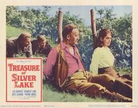 Treasure of Silver Lake - 11 x 14 Movie Poster - Style B