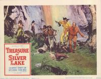 Treasure of Silver Lake - 11 x 14 Movie Poster - Style D