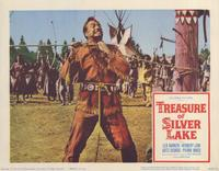 Treasure of Silver Lake - 11 x 14 Movie Poster - Style E