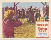 Treasure of Silver Lake - 11 x 14 Movie Poster - Style F
