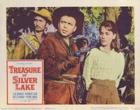 Treasure of Silver Lake - 11 x 14 Movie Poster - Style G