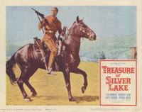 Treasure of Silver Lake - 11 x 14 Movie Poster - Style H