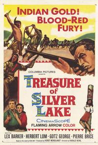 Treasure of Silver Lake - 11 x 17 Movie Poster - Style A