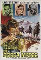 Treasure of the Sierra Madre - 27 x 40 Movie Poster - Spanish Style B