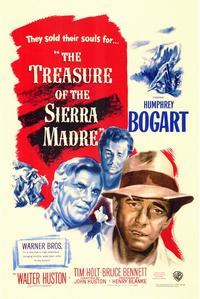 Treasure of the Sierra Madre - 11 x 17 Movie Poster - Style A