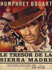 Treasure of the Sierra Madre - 11 x 17 Movie Poster - French Style A
