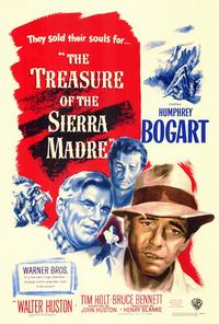 Treasure of the Sierra Madre - 27 x 40 Movie Poster - Style A