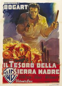 Treasure of the Sierra Madre - 11 x 17 Movie Poster - Italian Style E