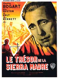 Treasure of the Sierra Madre - 11 x 17 Movie Poster - French Style B