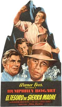 Treasure of the Sierra Madre - 11 x 17 Movie Poster - Spanish Style B