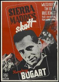Treasure of the Sierra Madre - 11 x 17 Movie Poster - Swedish Style A